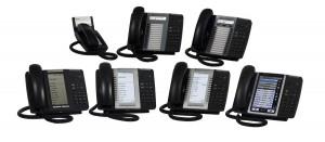 Mitel Phone System phones