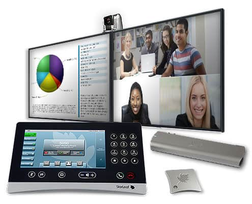StarLeaf video conferencing