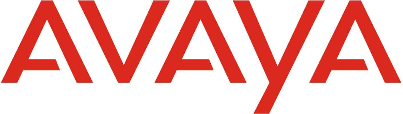 Avaya logo va beach