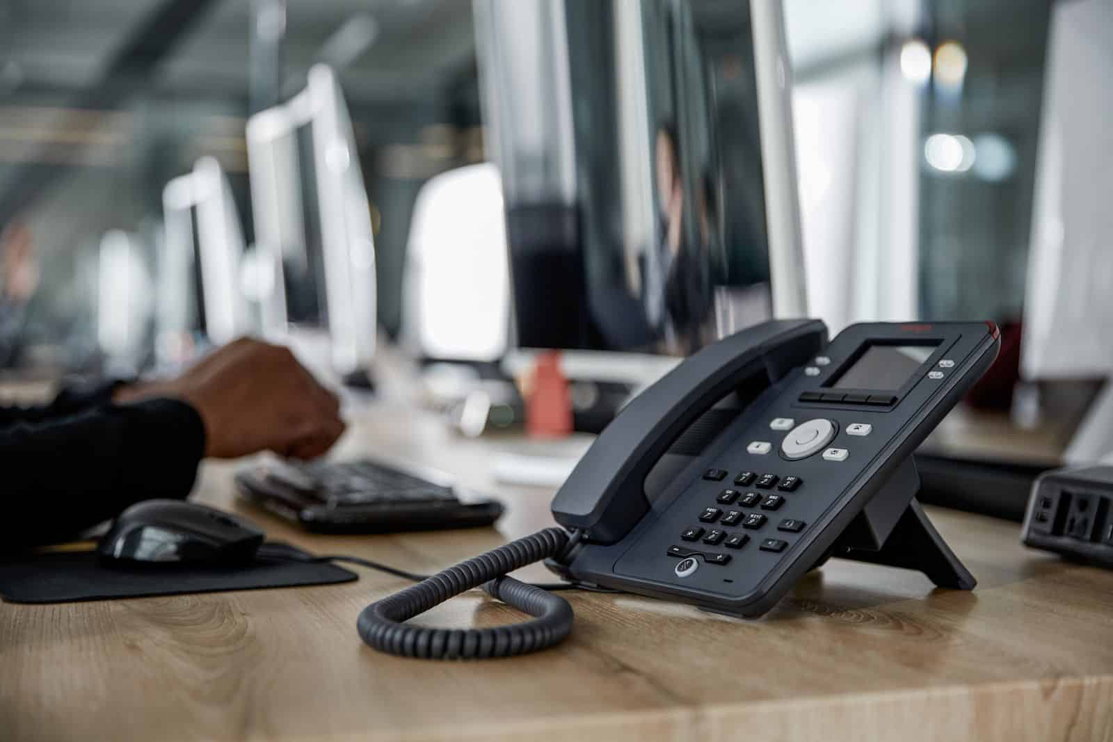 Avaya business telephone