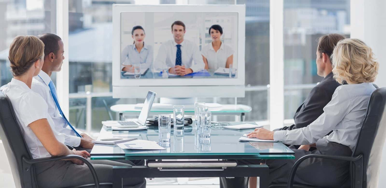Video conference room in Va Beach