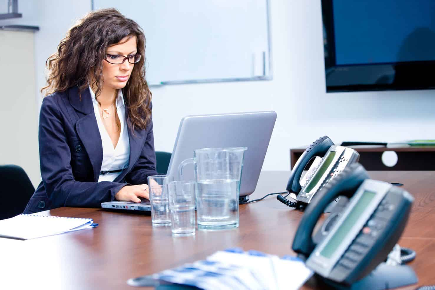 Conference room networking provider